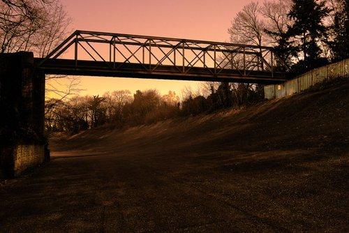 Brooklands Member's Bridge