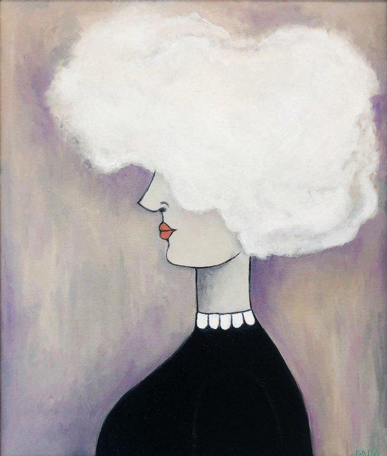 La femme nuage