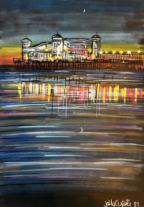 The Grand Pier - Weston-super-Mare