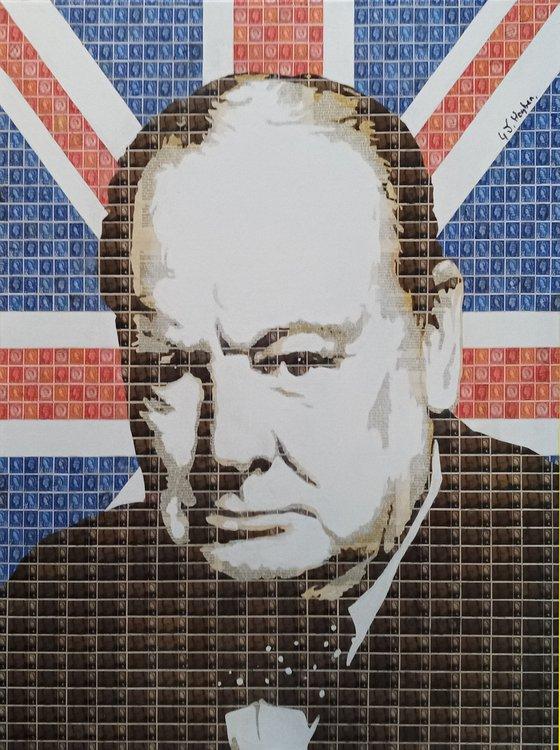 Churchill Union Jack