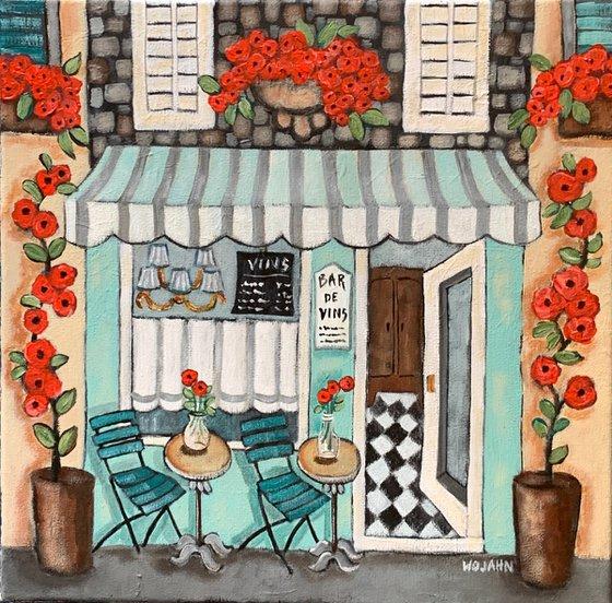 """""""Cafe Francais"""""""