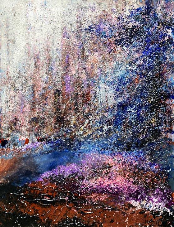 Paris 014 - The blue tree