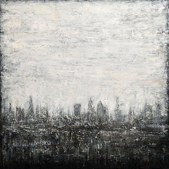 Abstract Cityscape VI