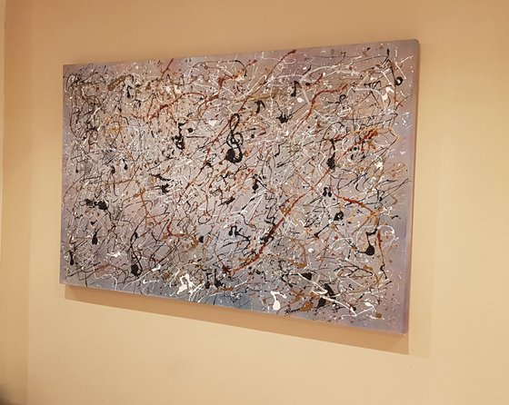 Musical Abstractions | 48 x 30 IN