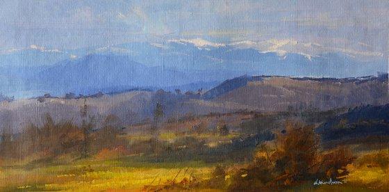 Spotted peaks