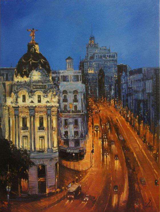 Madrid Hotel Metropol