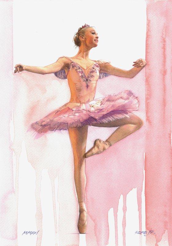 Ballet Dancer CLXXXIII
