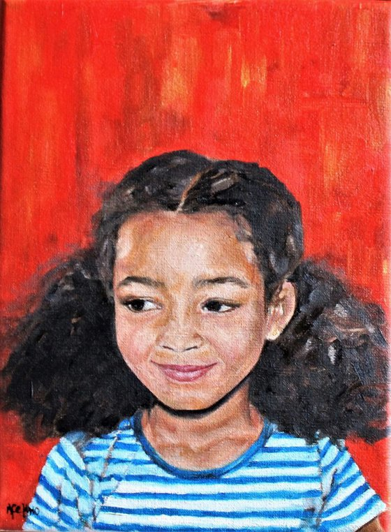Smile - a portrait