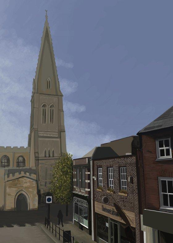 Church Street West