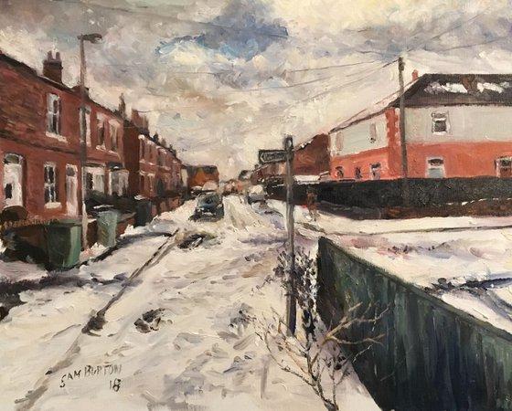 Newton avenue, Newton Hill Wakefield