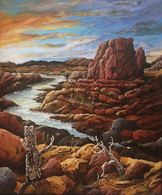 Southwest Red Rocks