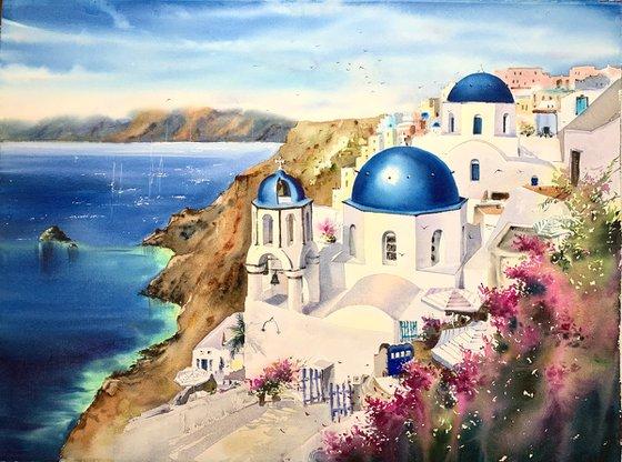 Santorini, Greece #5