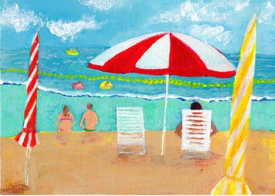 Memory of summer