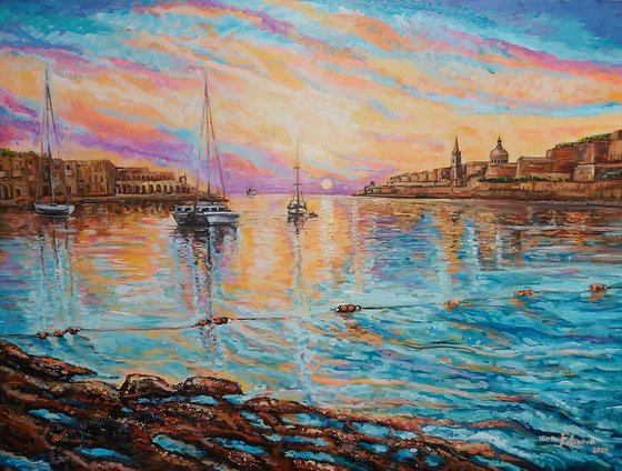 Valletta Sunrise