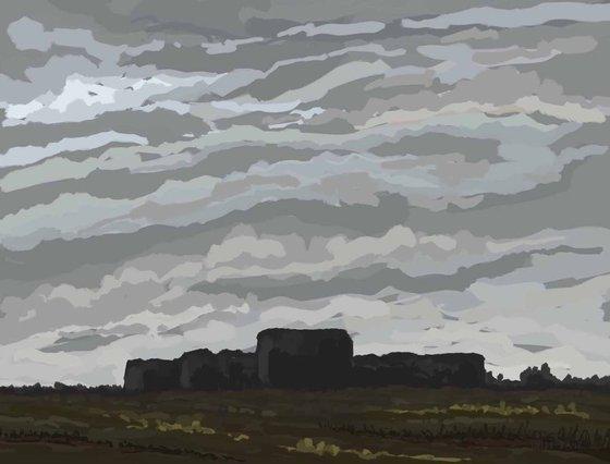 Camber Castle, 10/2/18