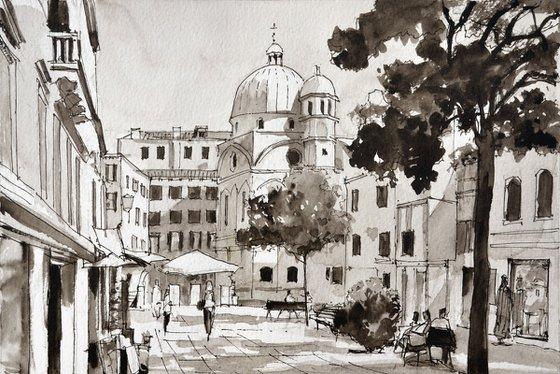 Campo Santa Maria Nova, Venice
