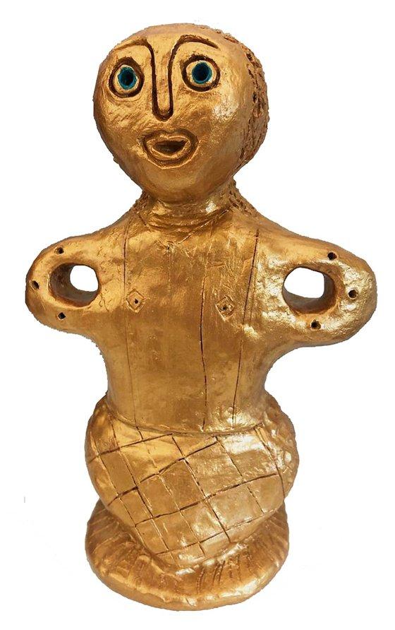 Zlata, la déesse d'or