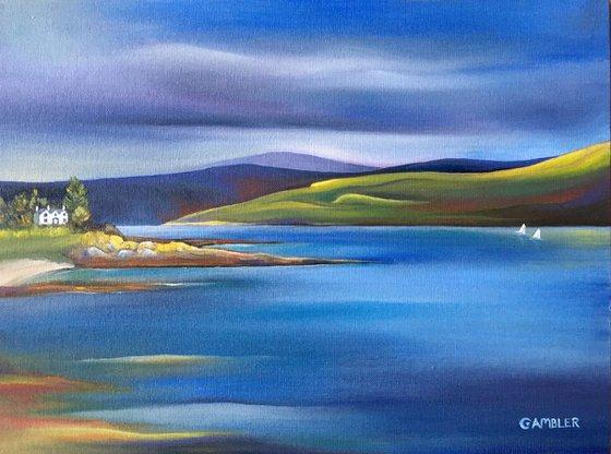 Millpond Sea of Mull