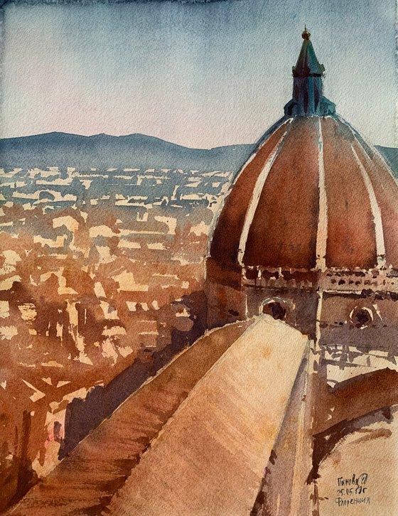 Symbol of Florence.