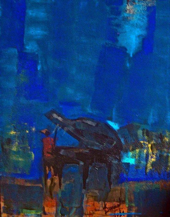 SONATE D'ETE POUR PIANO II