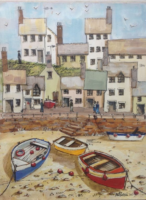 Fishy village