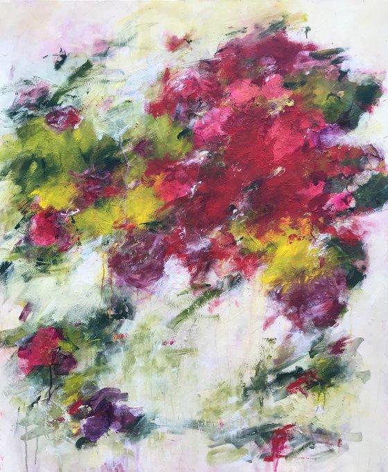 Celebration - Extra large contemporary painting