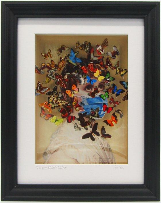 """""""Swarm 2020"""" - A Souvenir of the Plague Year"""