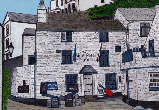 The Blue Peter Inn, Polpero