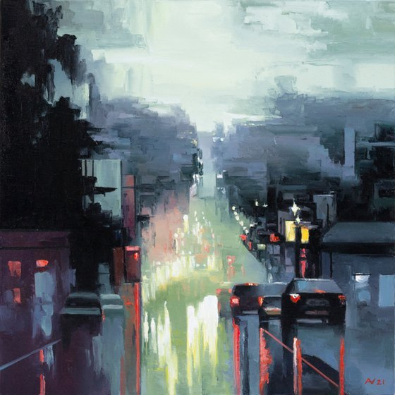 ABSTRACT CITYSCAPE 05