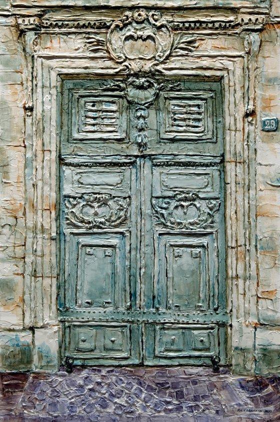 Parisian Door No. 29
