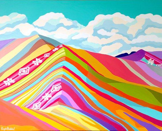 Vinicunca, Rainbow Mountain