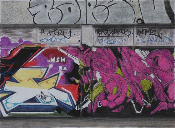Brighton Wall