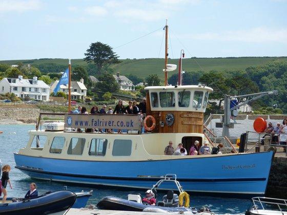 St Mawes, Cornwall ferry