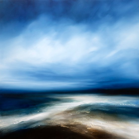 The Restless Blue