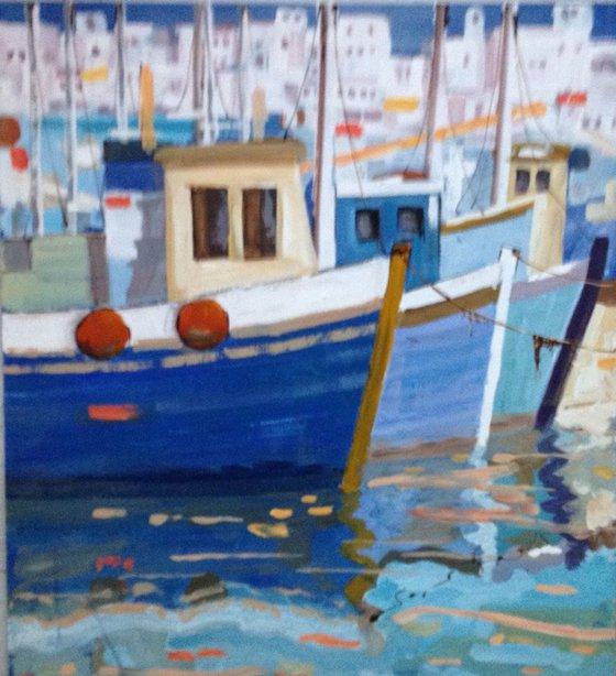 Boats in Turkey