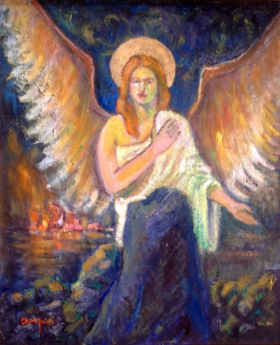 The Angel of redemption