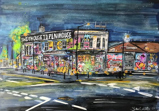 Shithouse to Penthouse - Hackney Wick
