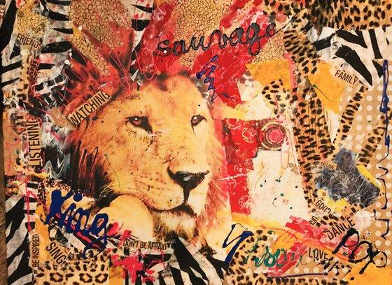 Pop Lion