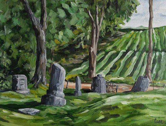 "History - Landscape - ""Resting Place"""