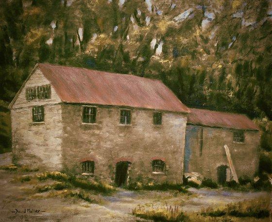 Pentillie Sawmill