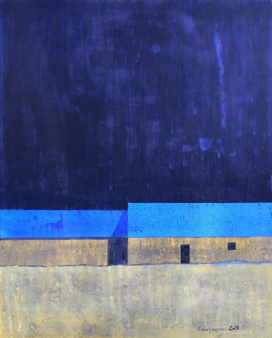 Absence (80x100 cm)