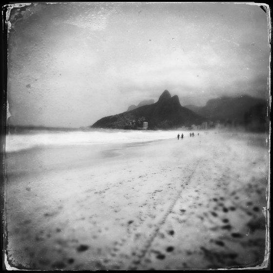 Ipanema Beach, Rio de Janeiro, Brazil, Limited Edition