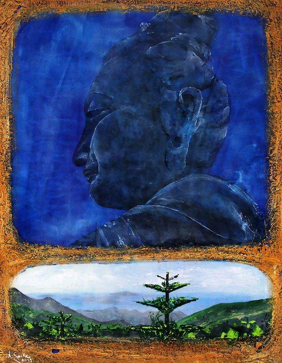 """Praise Big Buddha Tian Tan"""