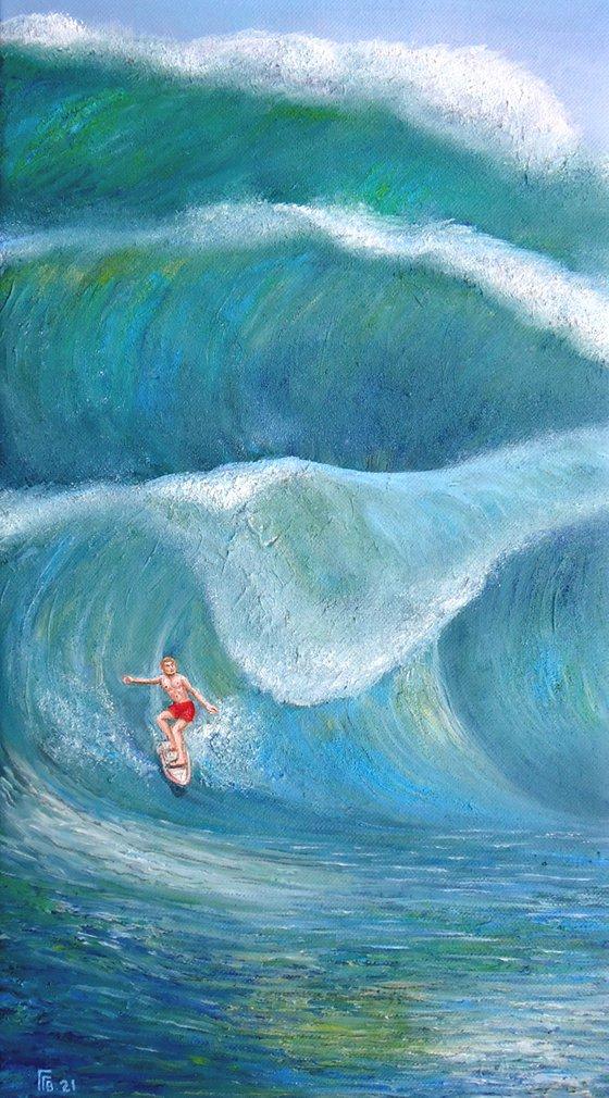 """""""Surfing"""""""