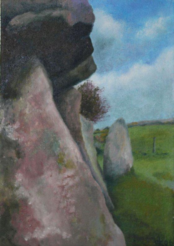 Entourage - Pentre Ifan, Pembrokeshire
