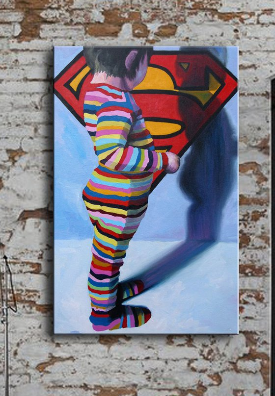 Dream --- SuperMan---