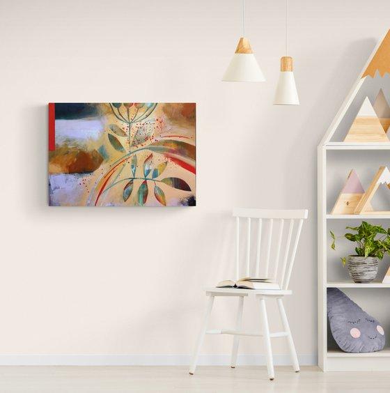 Painting | Acrylic | Summer memories