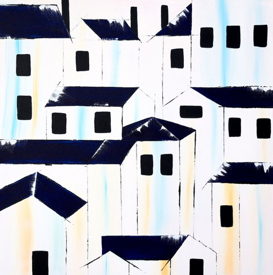 Blue Roofs 21