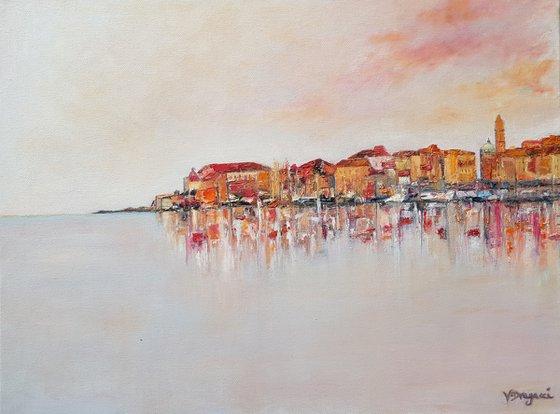 Sirocco on Ajaccio bay