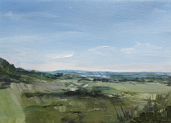 Miniature landscape #3